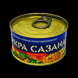 "Икра сазана ""Сокровища океана"" 120г"